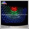 2015 nuevas LED luces al aire libre al por mayor de la red del semicírculo de la venta caliente