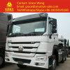 Sinotruk HOWOの新しいモデルのトラクターのトラックヘッド6*4トラクターヘッド