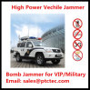 All Frequencies를 위한 강력한 High Power Portable Jammer Bomb Jammer Vechile Jammer
