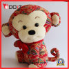 Juguete del animal doméstico de la felpa del mono del estilo chino