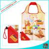 Promoción de poliéster bolsas de la compra, poliéster personalizado Bolsas