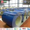 Bobinas cubiertas color del acero con PPGI