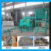 CER automatische fester Brennstoff-Energie-Brikett-Druckerei, die Maschine herstellt