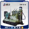 Machine hydraulique de plate-forme de forage de faisceau de diamant de test de saleté de la mine Df-Y-4 à vendre