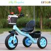 Велосипед ребенка нажима руки трицикла ребенка колеса детей вагонетки ягнится велосипед с толкателем