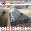 Chaud en acier ondulé recouvert de zinc DIP tôle de toit
