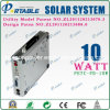 Sistema eléctrico solar portable (PETC-FD-10With15With20W)