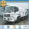 Carro que se lava 12000 L barrendero de la calle de la alta calidad de Dongfeng 4X2 12m3 de camino