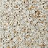 Marmo Decorazione della parete di mosaico di pietra (S1512002)