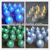 2014 Nueva LED sin llama Candle Light / Vela de Navidad LED