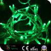 ゴム製ケーブルLEDストリングライトクリスマスの装飾
