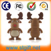 USB Flash Drive di natale Gift Reindeer e del Babbo Natale