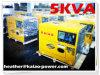 Diesel silenzioso Generator Set/Single Phase 4.5kw con CE