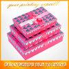 Boîte de Papier de cadeau de la fabrication (FLO-go118)