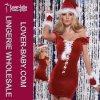 여자 소녀 크리스마스 춤 복장 (L70918)