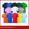 Crear las camisetas blancas del espacio en blanco para requisitos particulares del algodón de los hombres (R97)