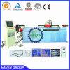 Dobladora DW63CNCX2A-1S del tubo hidráulico del control del PLC