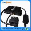 Perseguidor em dois sentidos do GPS da posição de Obdii da temperatura da monitoração do combustível