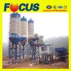 Planta de tratamento por lotes concreta modular Hzs90 do transporte de correia da venda quente