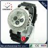 Vigilanze di Ginevra del Wristband della vigilanza del quarzo dell'orologio del silicone (DC-440)