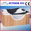 Vasca da bagno sexy di massaggio del pannello esterno di legno (AT-1935-1)
