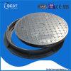 En124 D400 Hochleistungstankstelle-Einsteigeloch-Deckel und Rahmen