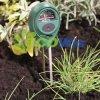 Installation de jardin 2 en 1 Humidité Humidité et pH Meter (HT5209)