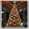 2015 Nouveau Design Artificial Plastique Plastique LED Christmas Tree