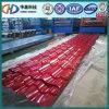 Vorgestrichenes gewölbtes Stahldach-Blatt mit ISO9001