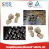 Herramientas de diamante de corte de piedra