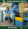 Циндао Antai дробеструйная очистка машины стальной проволочной сеткой серии Qwd Китая на рынок
