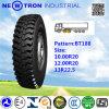 Pneu radial bon marché de camion de Bt188 12.00r20 pour l'essieu moteur