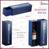 De Doos van de Verpakking van de Fles van de Wijn van het Ontwerp van de lade (4734R3)