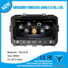 2 DIN Car DVD with S100 for KIA Caren 2013 with GPS, Phonebook, DVR, Pop, File Copy, 20 Dics Momery, Bt, WiFi (TID-C278)