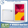 Mtk6572 9 Tablet PC 3G SIM Card Slot with Front & Rear Camera