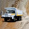 Caminhão Basculante de mineração Offroad Veículo