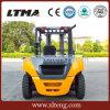 China 5 Tonnen-hydraulischer Dieselgabelstapler