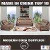 Sofa en cuir italien de meubles sectionnels de salle de séjour de Miami