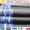 Los tubos de acero suave de los cuerpos huecos y reg tubos de acero/ Negro Tubo de acero REG