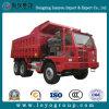 Дизельный Sinotruk HOWO 70т 420HP 6X4 30m3 дна Dumper погрузчика