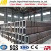 Grand dos ou pipe en acier rectangulaire et acier à faible teneur en carbone de tube