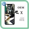 Tela do OEM LCD para o digitador da tela de toque do indicador do iPhone X LCD