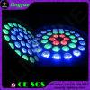 Cabeça movente do feixe do diodo emissor de luz da iluminação 36X18W do disco DMX do estágio