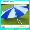 Druck-Entwurfs-Mehrfarbensonnenschutz-Strand-im Freienregenschirm