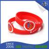 Heißer verkaufenform-kundenspezifischer Drucken-SilikonWristband