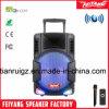 Nuovo! Casella all'aperto portatile Fg-12 dell'altoparlante del carrello di Bluetooth