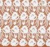 Lacet élastique mou pourpré foncé en gros de la Chine pour le bandeau de DIY