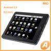 8.0 PC таблетки Android 2.2 Google дюйма 1.2GHz