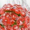 Двойной закрывается леденец для конфеты в День Святого Валентина