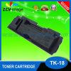 Тонер TK18 лазера для принтера FS1020D
